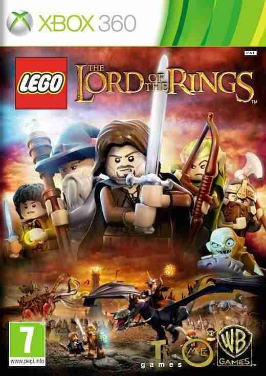 Descargar LEGO The Lord Of The Rings [MULTI][Region Free][XDG3][COMPLEX] por Torrent